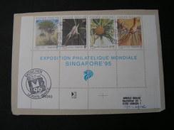Polynesien Brief 1996 - Französisch-Polynesien