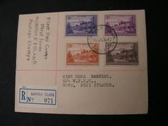 Norfolk Island Cv. 1947 - Ile Norfolk