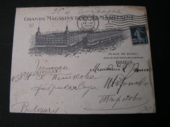 France , Reklame Umschlag Kl. Mängel  Cv. 1914 - Frankreich