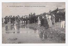 CPA Cayeux-sur-Mer - Rentrée Du Canot De Sauvetage (TBE) - Cayeux Sur Mer