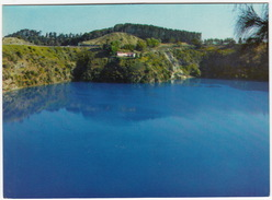 Blue Lake, Mt. Gambier, S.A. - (1969) - (Australia) - Mt.Gambier