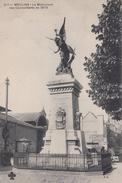 G , Cp , 03 , MOULINS , Le Monument Des Combattants De 1870 - Moulins