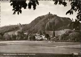 Blick Auf Drachenfels, Drachenburg Und Petersberg - Deutschland