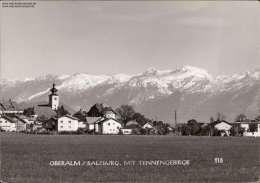 Oberalm/Salzburg, Mit Tennengebirge - Österreich