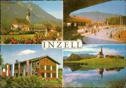 Luftkurort Inzell (Bayer.Alpen) Mehrbildkarte - Deutschland