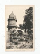 Cp , DJIBOUTI , La Mosquée , Vierge - Gibuti