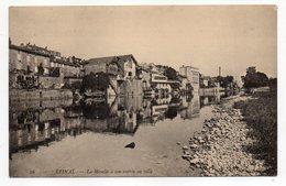 EPINAL--La Moselle à Son Entrée En Ville ...n° 16  éd  ND Phot ...... à Saisir - Epinal