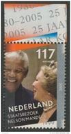Nederland Netherlands Pays Bas 2005 Mi 2312 ** Staatsbezoek / State Visit / Queen Beatrix + Nelson Mandela (1918-2013) - Royalties, Royals