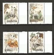 China Volksrepublik (VR) 2001  Mi. 3299-3302    O/used   Chinesische Sagen