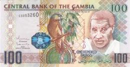 GAMBIE   100 Dalasis   ND (2010)   Sign.16   P. 29b   UNC - Gambia