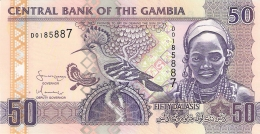 GAMBIE   50 Dalasis   ND (2006)   Sign.15   P. 28a   UNC - Gambia