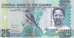 GAMBIE   25 Dalasis   ND (2006)   Sign.15   P. 27   UNC - Gambia