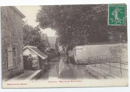 60 - CHAMBLY - MOULIN DE ST AUBIN - France