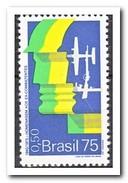 Brazilië 1975, Postfris MNH, 30 Anniversary Of The End Of The 2 World War - Brazilië
