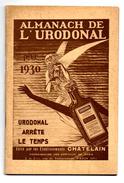 ALMANACH DE L'URODONAL POUR 1930 - Calendriers