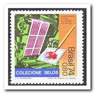 Brazilië 1974, Postfris MNH, Day Of The Stamp - Brazilië