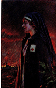 Infirmière / L'ange Guérisseur / Guerre 14-18 / - Health
