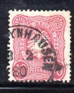 GERMANIA IMPERO 1875 ,   N. 32  Usato , PFENNIGE - Germania