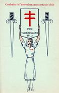 Infirmière / Prévention De La Tuberculose / Pro Tuberculatis Belli / - Santé