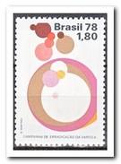 Brazilië 1978, Postfris MNH, Worldwide Campaign To Eradicate Smallpox - Brazilië