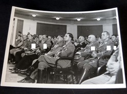 Hoffmann-Pressefoto S/w, 13 X 18 Cm - Briefe U. Dokumente