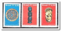 Brazilië 1977, Postfris MNH, Festival Of Black And African Art And Culture Nigeria - Brazilië