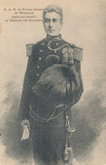 BELGIQUE / BELGIE / PRINS ALBERT ONDERLUITENANT / PRINCE ALBERT SOUS LIEUTENANT - Familles Royales