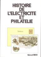 Histoire De L'électricité Et Philatélie - - Temas