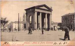 MILANO - Arco Di Porta Ticinese - Milano