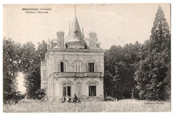 33 - MARTILLAC . CHÂTEAU L'HIRONDE - Réf. N°91 - - France