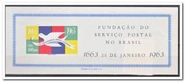 Brazilië 1963, Postfris MNH, 300 Years Post In Brazil - Brazilië
