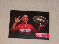 Jasper De Buyst - Lotto Soudal - 2017 - Cycling