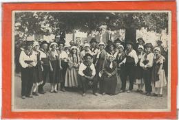 Alpes De Haute Provence : Sisteron, Groupe Folklorique?, Carte-Photo De 1926, Voir Scan... - Sisteron