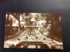 70 - PARIS Exposition Des Arts Decoratifs Jardin  - MARRAST Architecte - Ausstellungen