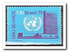Brazilië 1975, Postfris MNH, 30 Years UNO - Brazilië