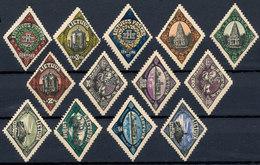 Stamp Lithuania 1923 Mint MLH - Lituania