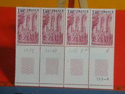 France > 1970-1979 > Neufs >  Bloc Journée Du Timbre 1979 Palais Royal 1789, N°2049 Y&T - Coté 2 € Neuf - France