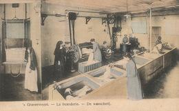 ´s Gravenwezel Pensionnat Huishoudschool - La Buanderie / De Wasserij Wasscherij - Schilde