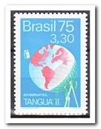 Brazilië 1975, Postfris MNH, Earth Station Of The EMBRATEL In Tangua Near Rio De Janeiro - Brazilië