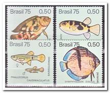 Brazilië 1975, Postfris MNH, Fish - Brazilië