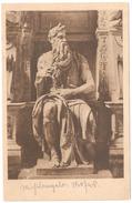 Michelangelo - Moses - Deutsch-Israelitischer Gemeindebund - Judaica / Hebraica - Rare - Judaisme