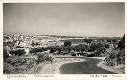 SETÚBAL - Vista Parcial - PORTRUGAL