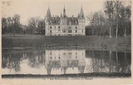 17 / 3 /  198  -   EN  NIVERNAIS  -  LE  CHÂTEAU  DE  NOZET - Andere Gemeenten