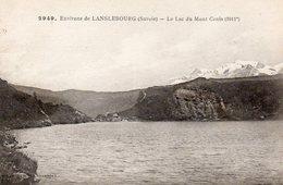 73117LanslebourgLe Lac Du Mont Cenis2949Non Circulée - France
