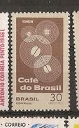 Brazil * & Café From Brasil 1965 (790) - Brésil