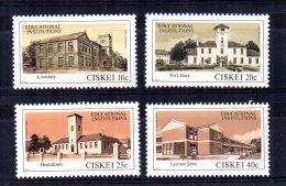 Ciskei - 1983 - Educational Institutions - MNH - Ciskei