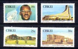 Ciskei - 1986 - 5th Anniversary Of Independence - MNH - Ciskei