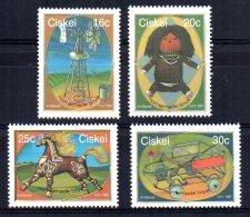 Ciskei - 1987 - Homemade Toys - MNH - Ciskei