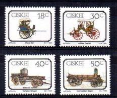 Ciskei - 1989 - Animal Drawn Transport - MNH - Ciskei