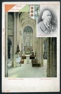 Kassa, Kaschau, Nagy Templom Belseje, Dom (Inneres), Meltosag Püspök Dr.Bubics Zsigm.,1902, Feitzinger, Teschen, - Slovaquie